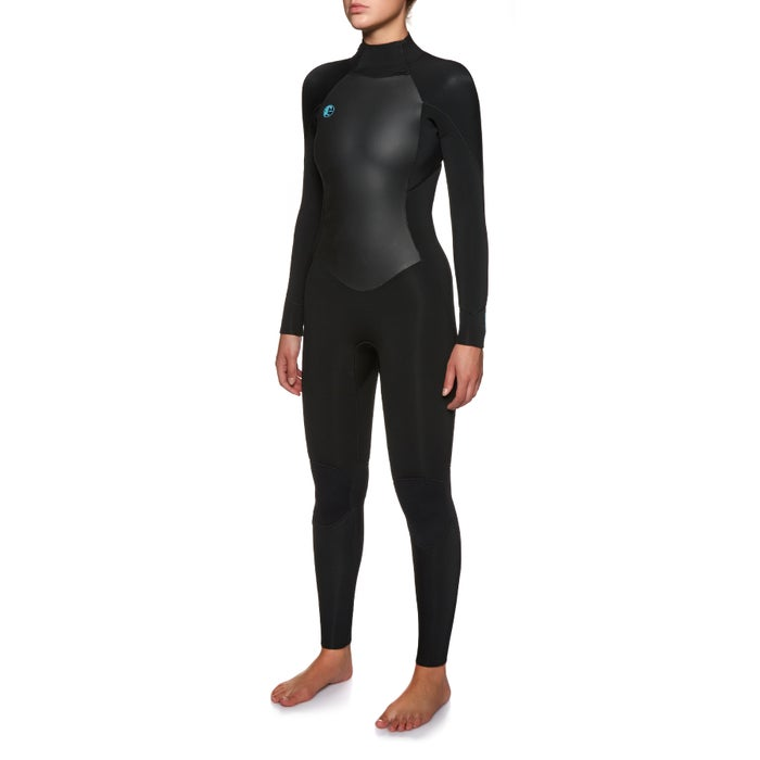 O Neill Womens O'riginal 5/4mm Back Zip Wetsuit