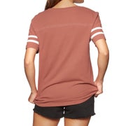 Volcom Streakin Stone Ladies Short Sleeve T-Shirt