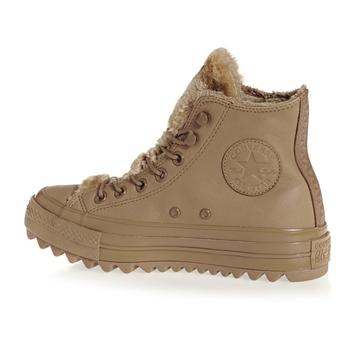Converse Chuck Taylor All Star Lift Ripple Hi Ladies Shoes
