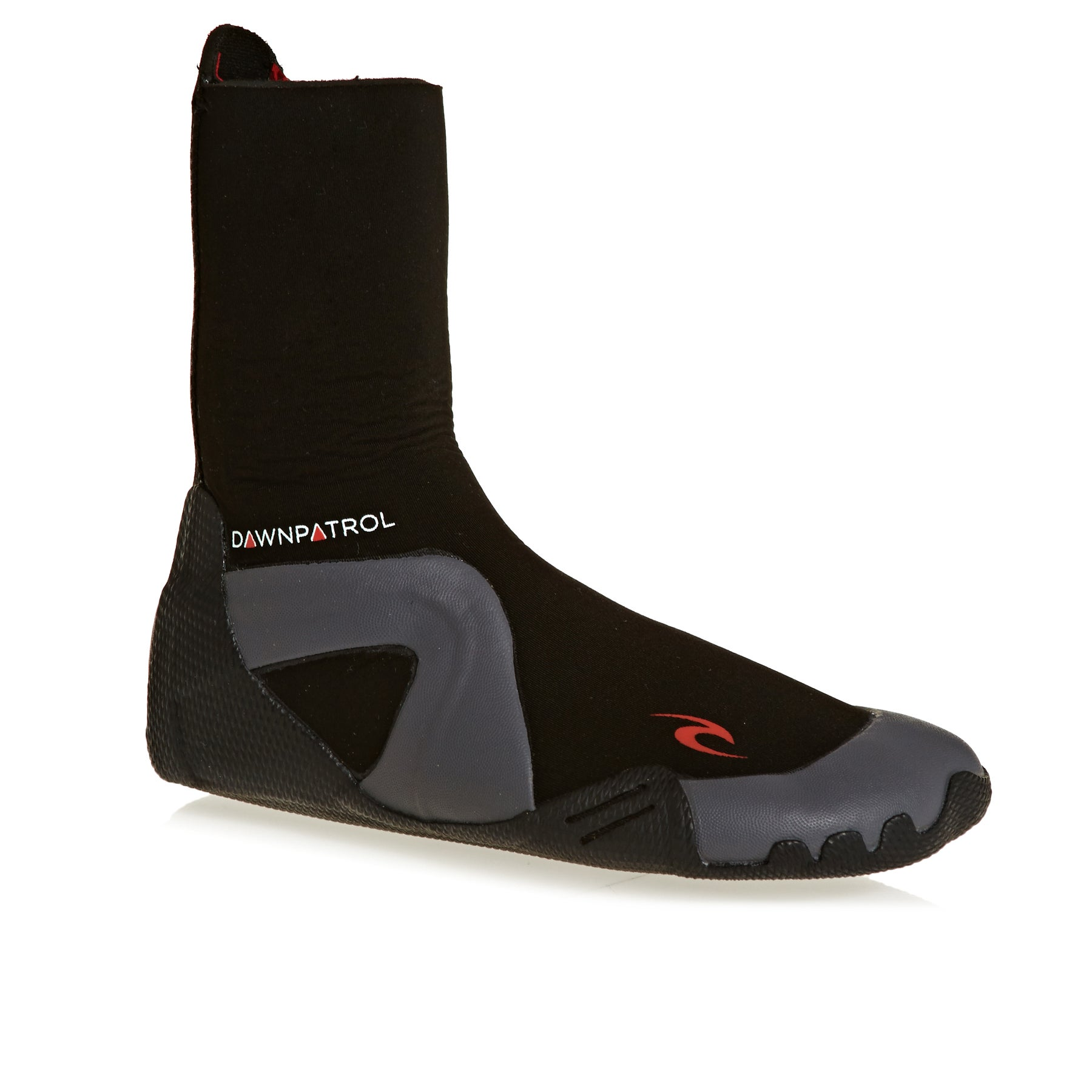 Rip Curl D/patrol 5mm Round Toe Bo Wetsuit Boots