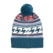 North Face Fair Isle Beanie