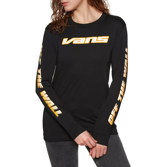 Vans Pilot Ladies Long Sleeve T-Shirt