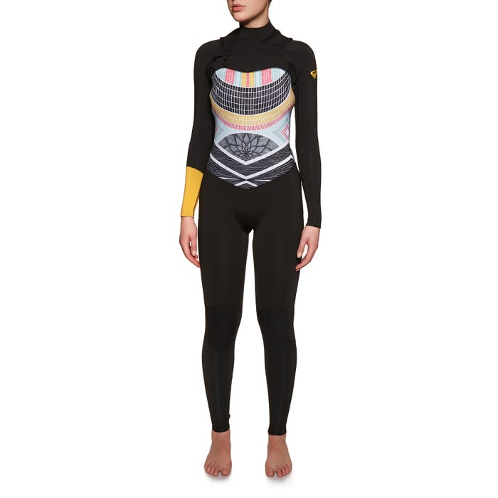 Roxy Pop Surf 3/2mm 2019 Chest Zip Wetsuit