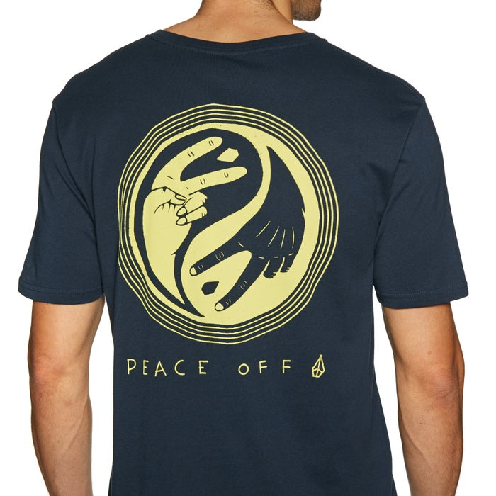 Volcom Peace Off Short Sleeve T-Shirt