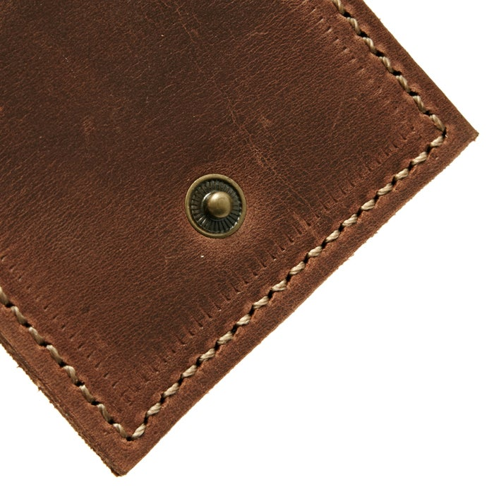 Northcore Adventure Ultra Slim Leather Mens Wallet