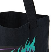 Santa Cruz Flame Dot Tote Ladies Shopper Bag
