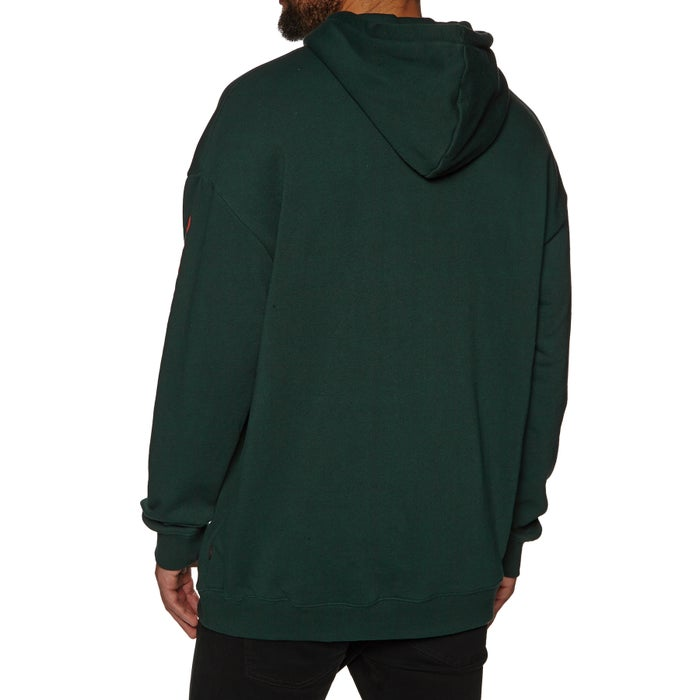 Globe Nations Pullover Hoody