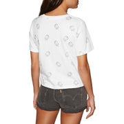 Element Falling For You Ladies Short Sleeve T-Shirt