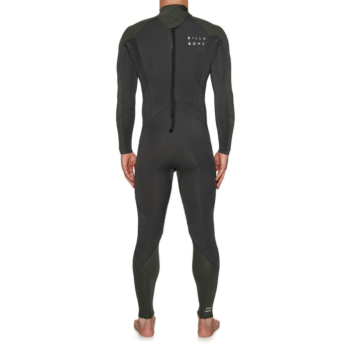 Billabong Absolute 3/2mm 2019 Back Zip Mens Wetsuit
