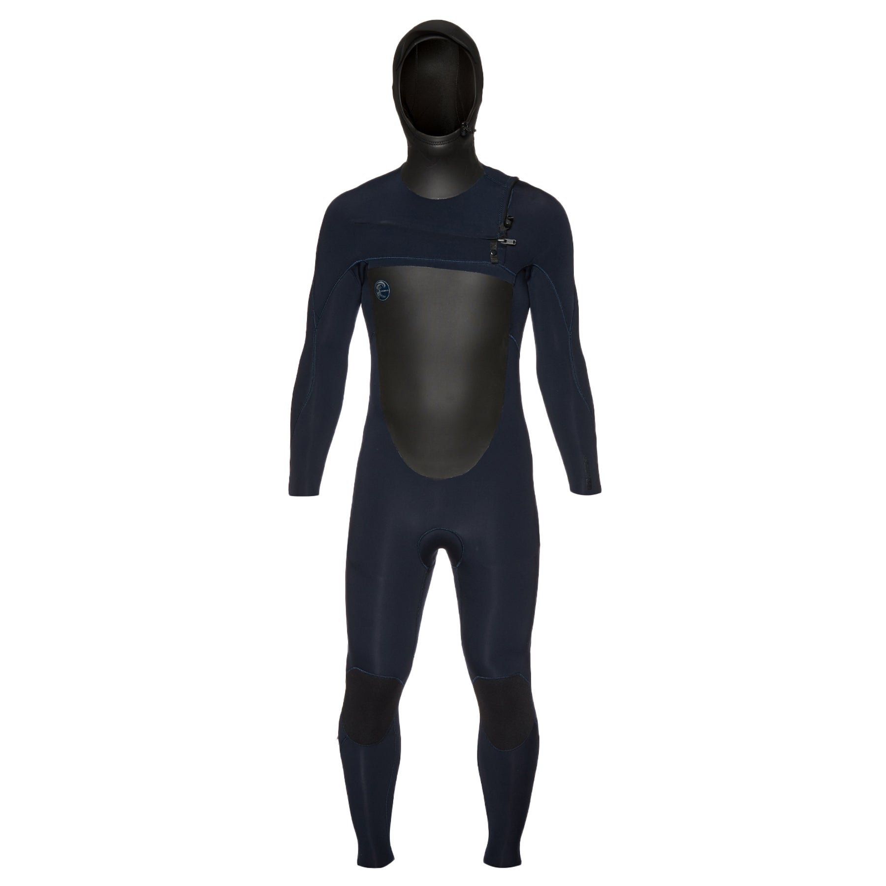 O Neill O'riginal 6/5/4mm Chest Zip Hooded Wetsuit