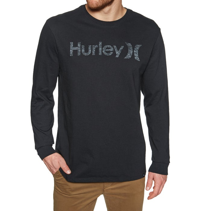 Hurley One & Only Push Through Long Sleeve T-Shirt