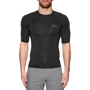 Hurley Pro Light OG Short Sleeve Mens Rash Vest