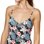 Roxy Beach Classic Basic Ladies Swimsuit