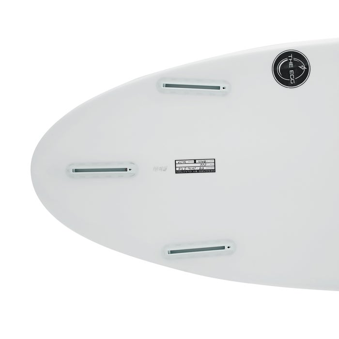 Clayton The Egg Thruster Futures Surfboard