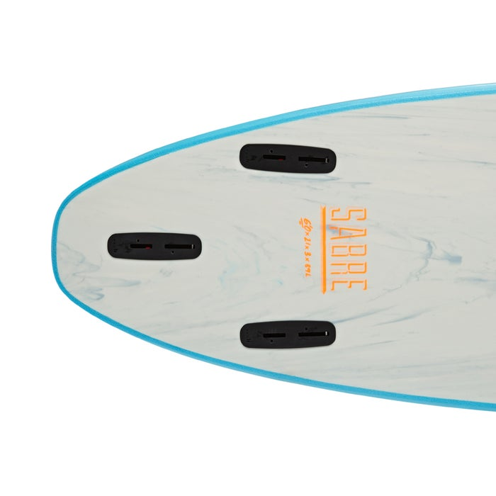 Softech Sabre FCS II Thruster Surfboard