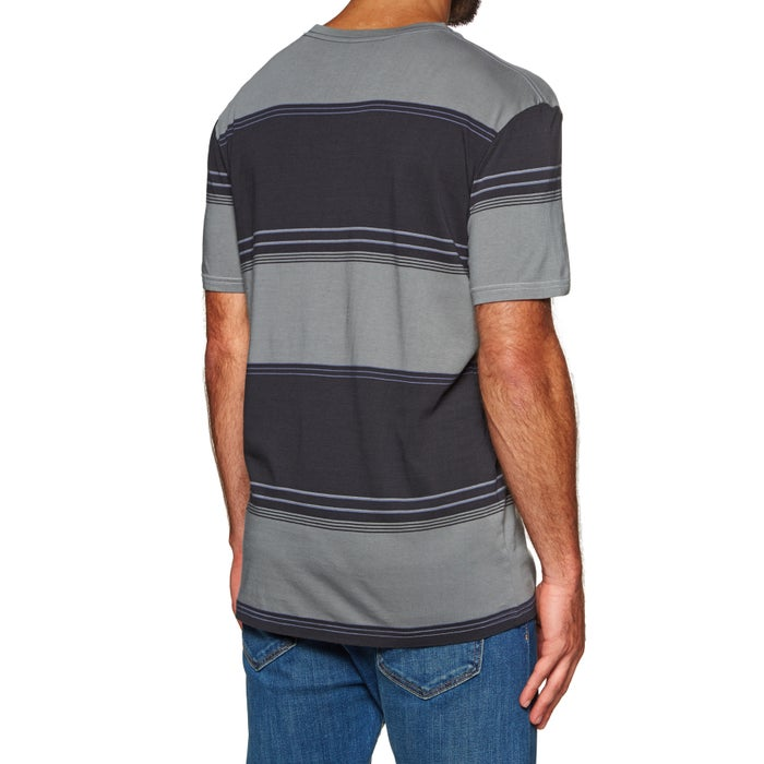 Quiksilver Gradient Stripe Short Sleeve T-Shirt