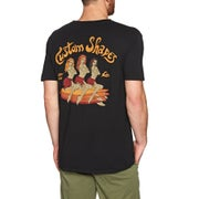 Quiksilver Kustom Shapes Short Sleeve T-Shirt