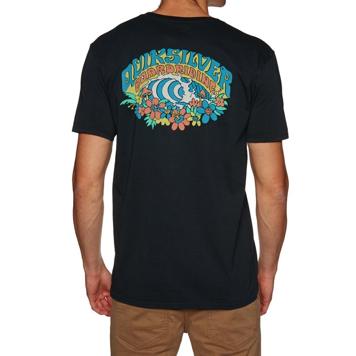 Quiksilver Phantasy land Short Sleeve T-Shirt