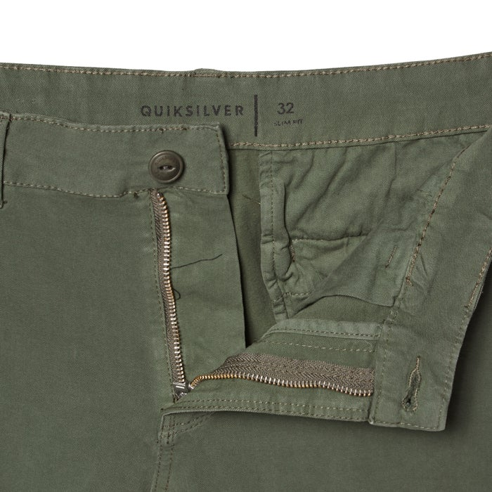 Quiksilver Krandy Slim Fit Chino Pant