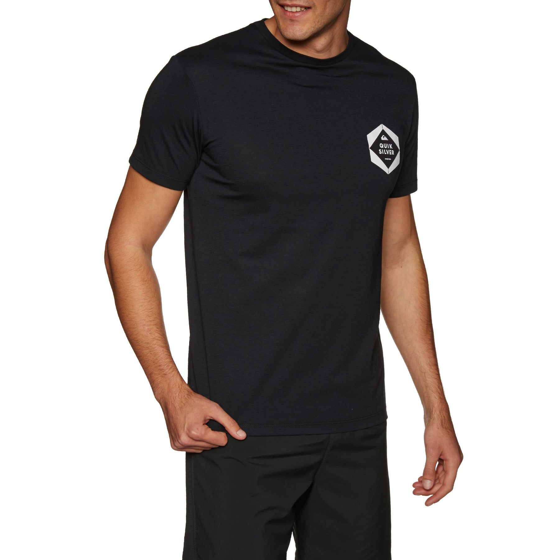 Quiksilver Swell Frame Short Sleeve T-Shirt