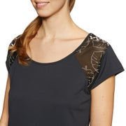 Roxy Liquid Sunshine Ladies Sports Top