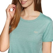 Roxy Oceanholic Ladies Short Sleeve T-Shirt