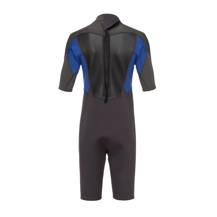 Quiksilver 2/2mm Prologue Back Zip Shorty Kids Wetsuit