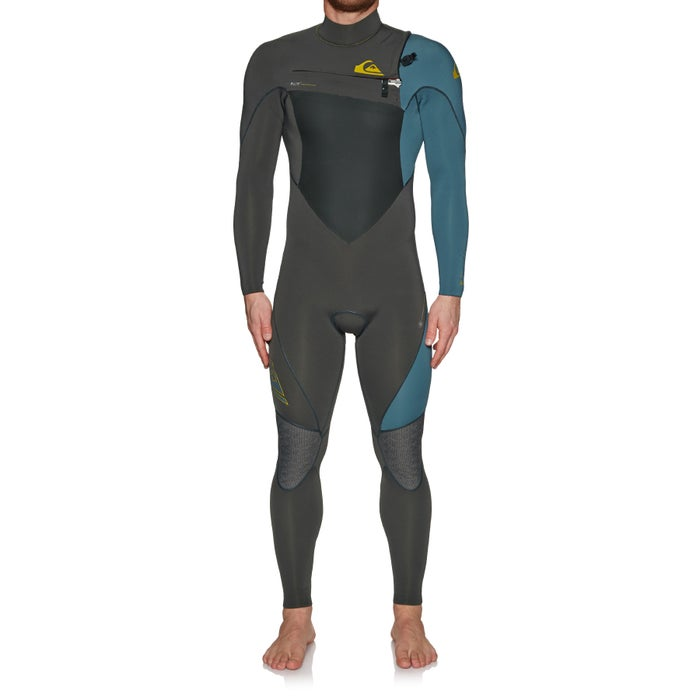 Quiksilver 3/2mm Highline Plus Chest Zip Wetsuit