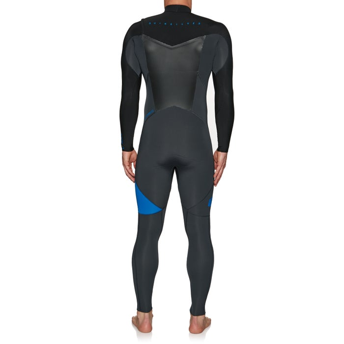 Quiksilver 3/2mm Syncro Series Chest Zip GBS Wetsuit