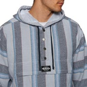 Quiksilver Neo Blue Pullover Hoody