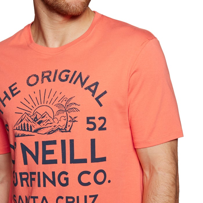 O Neill Muir Mens Short Sleeve T-Shirt