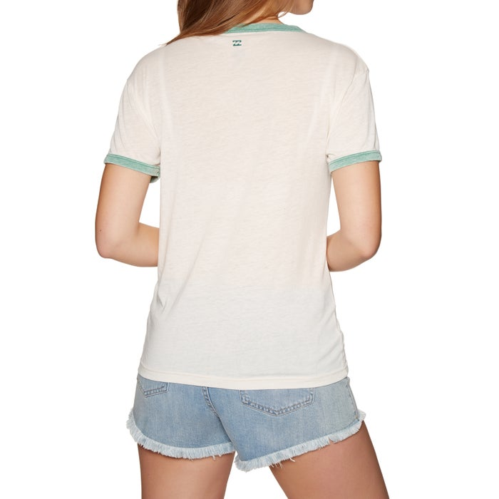 Billabong Turn Around Ladies Short Sleeve T-Shirt