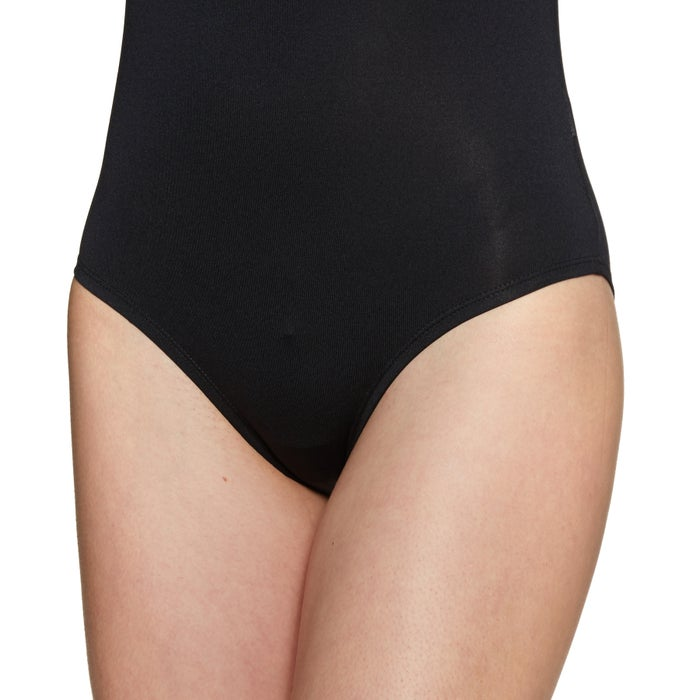 Roxy Cap Sleeve UPF 50Front Zip Ladies Swimsuit