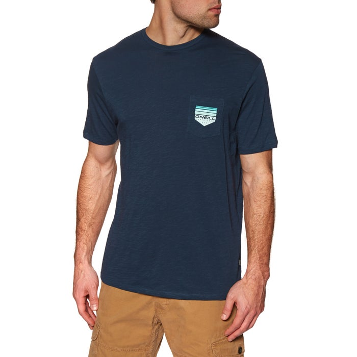 O Neill Gradient Pocket Short Sleeve T-Shirt