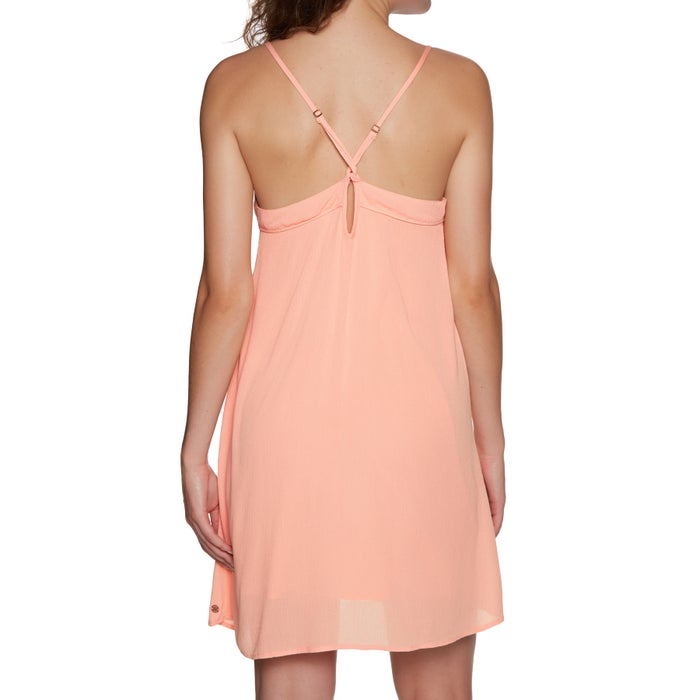 Roxy Off We Go Strappy Ladies Dress