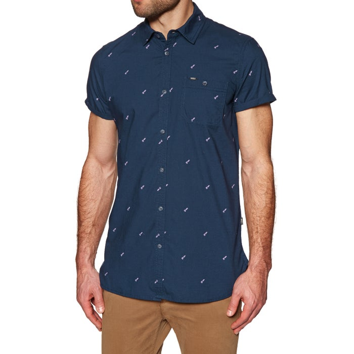 O Neill Allover Summer Short Sleeve Shirt
