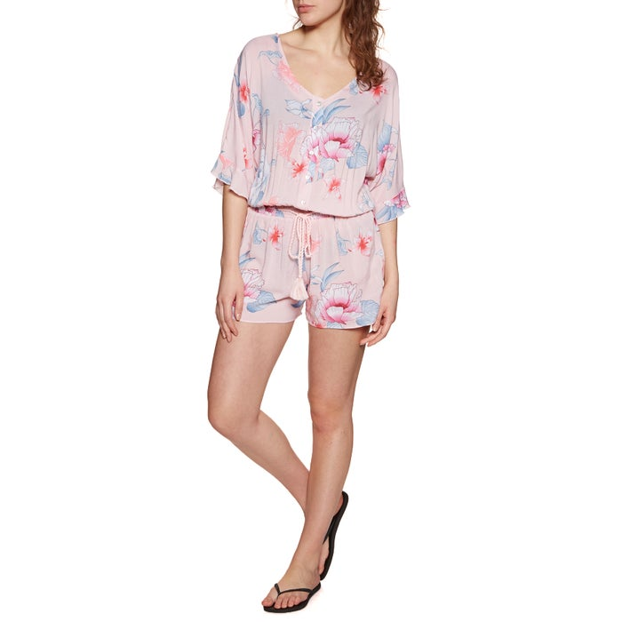 Rip Curl Infusion Flower Romper Playsuit