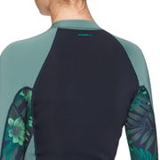O Neill Bahia 1/0.5mm Front Zip Wetsuit Jacket