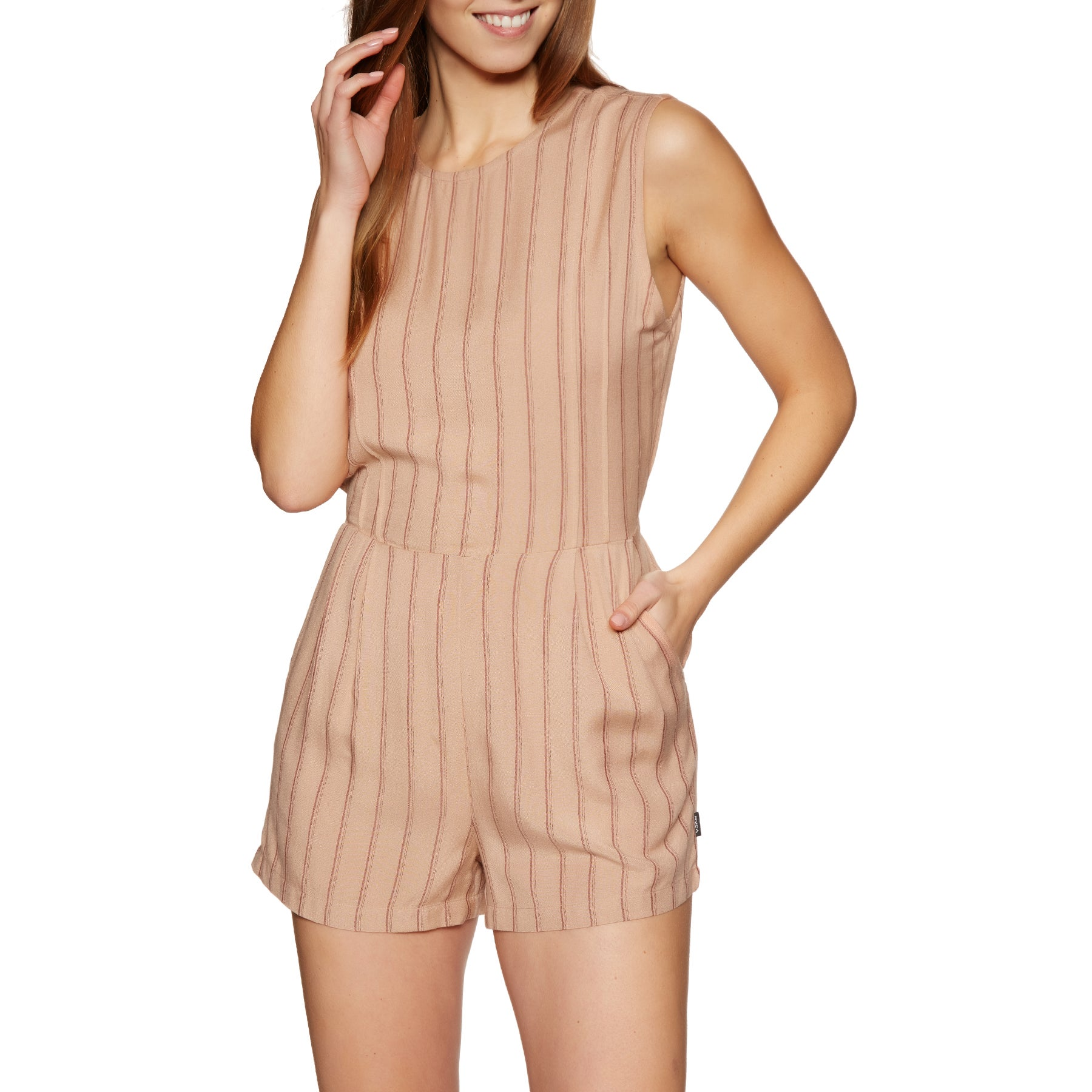 RVCA Tucked In Ladies Playsuit