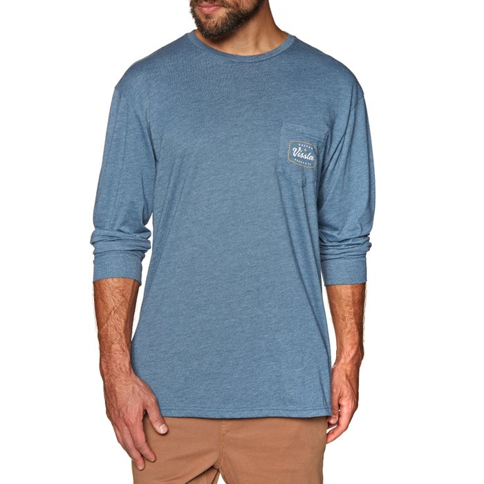 Vissla Rodeo Pocket Long Sleeve T-Shirt