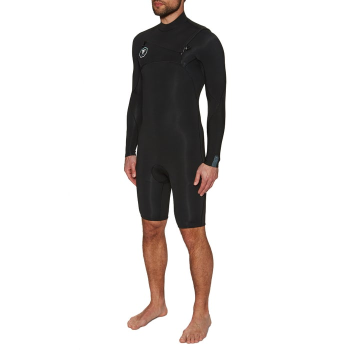 Vissla 7 Seas 2mm 2019 Long Sleeve Shorty Wetsuit