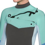 SISSTR 7 Seas 4/3mm 2019 Chest Zip Ladies Wetsuit