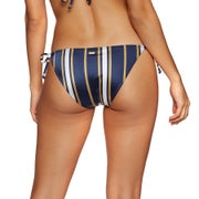 Roxy Romantic Sences Tie Side Ladies Bikini Bottoms