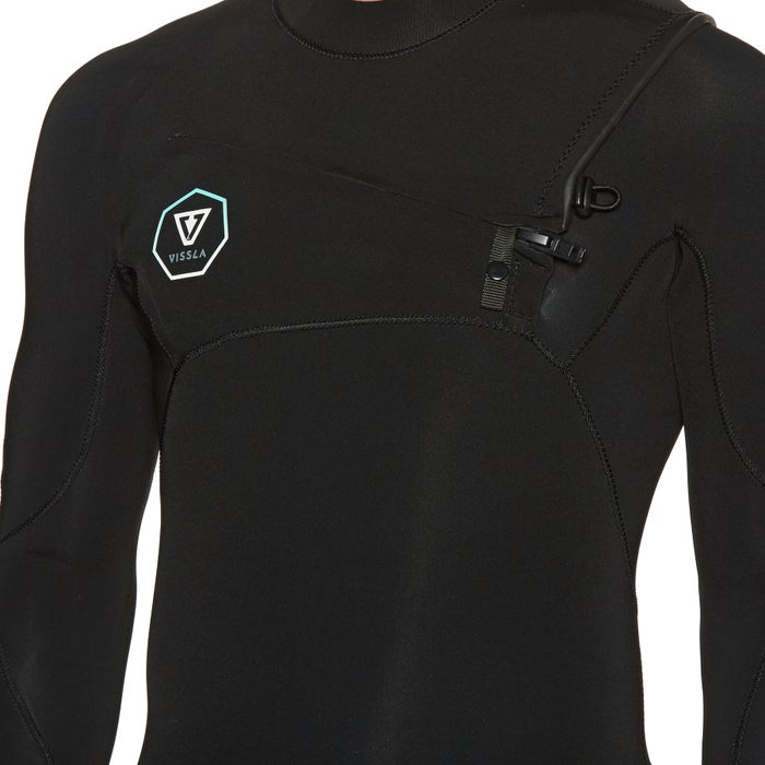 Vissla Seven Seas 3/2mm 2019 Chest Zip Wetsuit