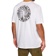 Hurley Wormhole Short Sleeve T-Shirt