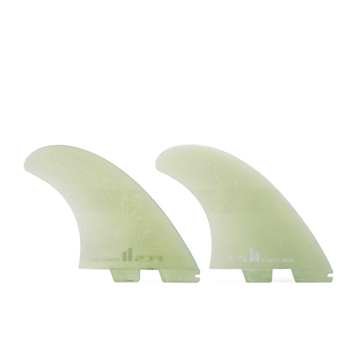 FCS II Power Twin Performance Glass Fin