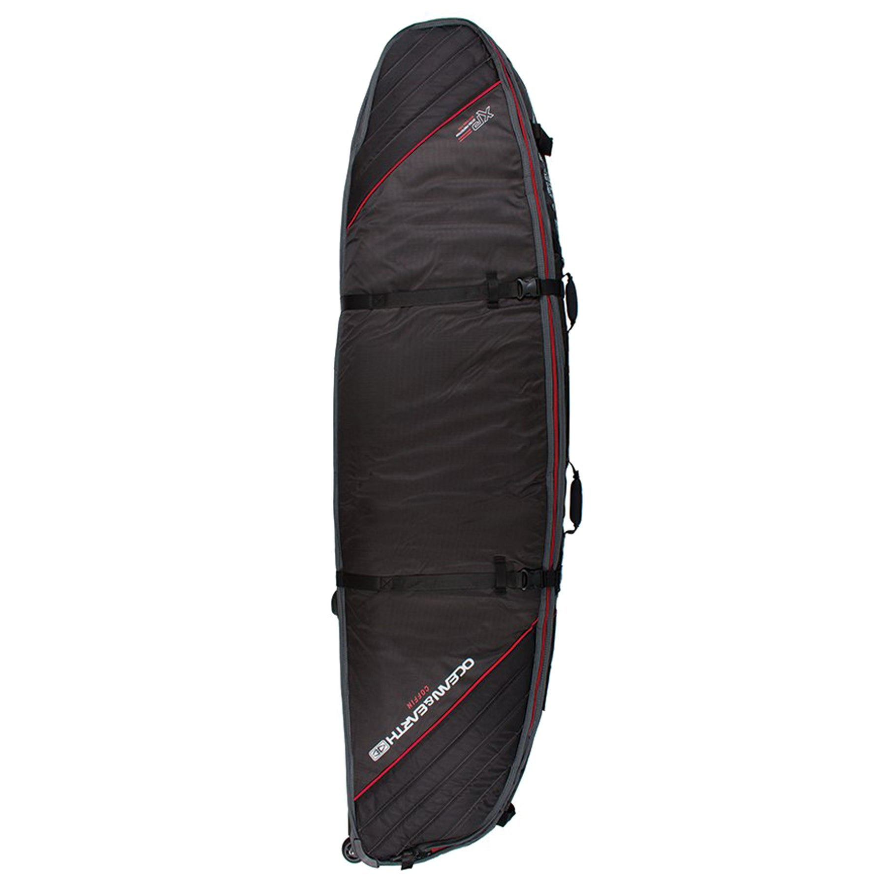 Ocean and Earth Triple Wheel Shortboard Cover Surfboard Bag