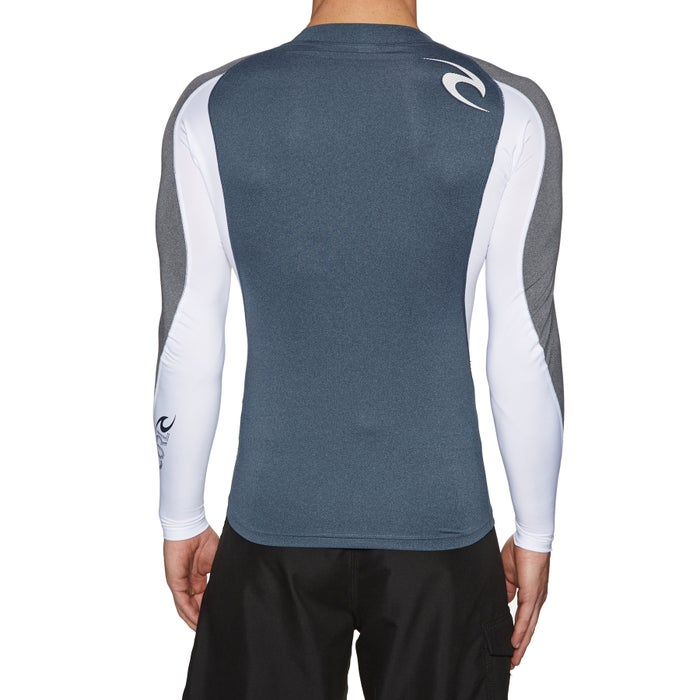 Rip Curl Wave Long Sleeve Rash Vest