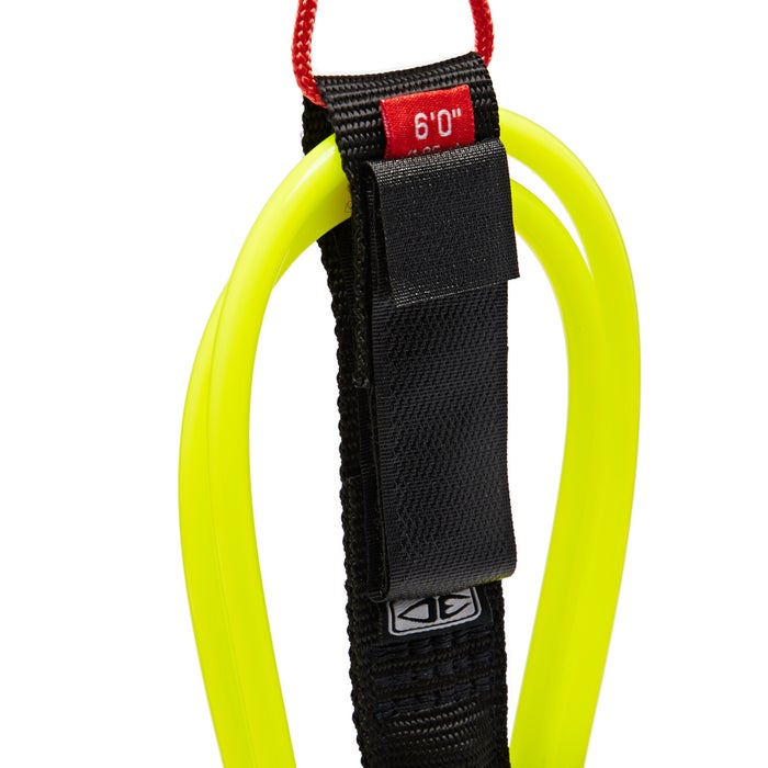 Ocean and Earth Sunset Moulded Diamon Flex Surf Leash