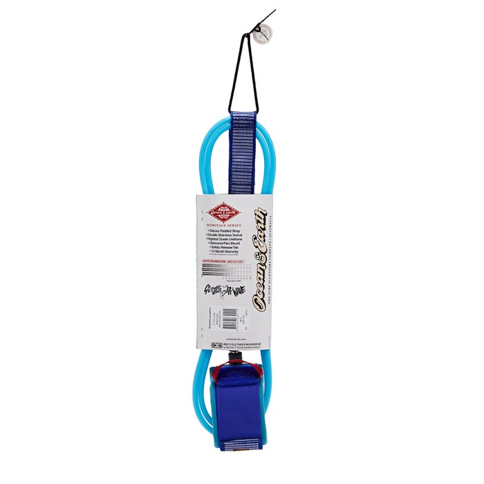 Ocean and Earth Heritage Regular Surf Leash
